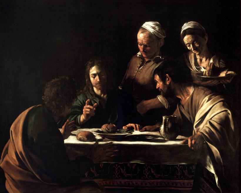 Supper_at_Emmaus-Caravaggio_(1606)