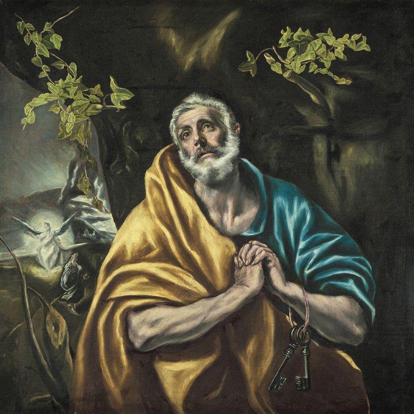 El Greco Doménikos Theotokópulos Greek-born Spanish Mannerist painter