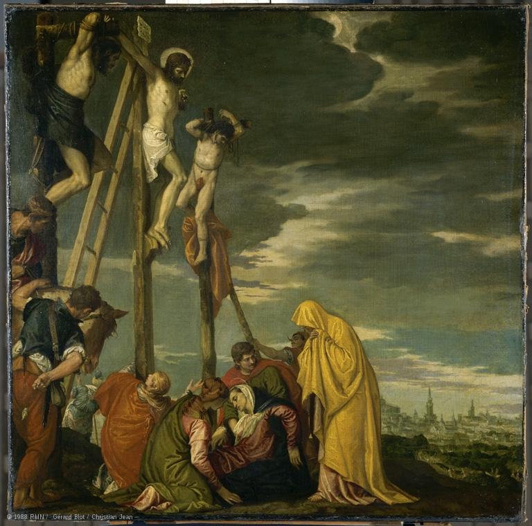 Veronese crucifixion