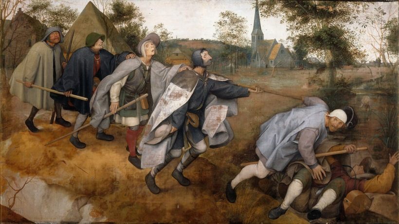 Brueghel, aveugles