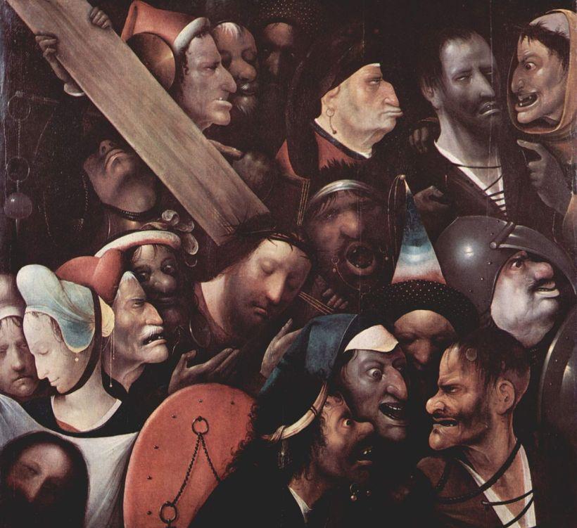 Bosch portement de croix